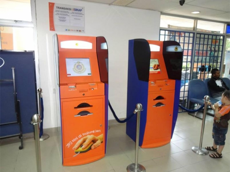 Image result for Perkhidmatan Kiosk JPJ