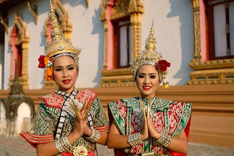 泰语你好_去泰国?学会「这100句泰语」就可以了!