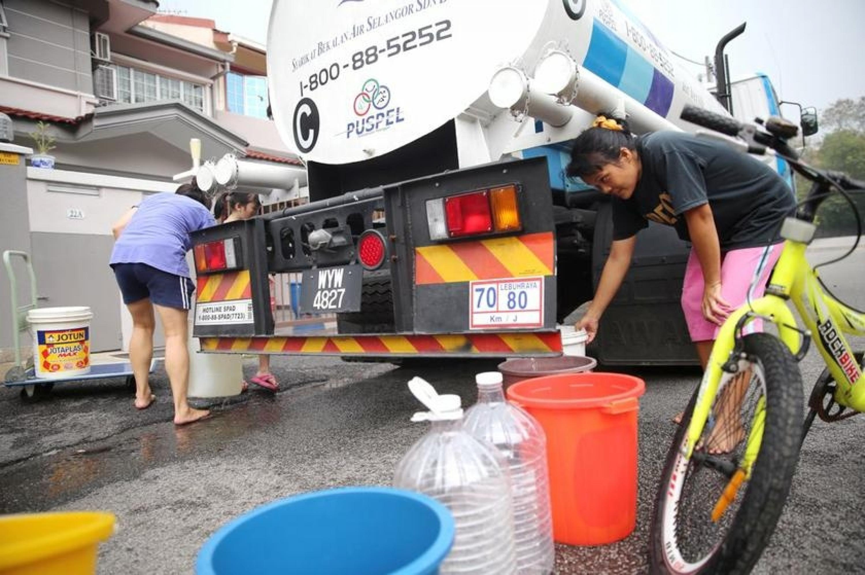 11月28日!雪隆区32个地区制水长达20个小时!快看你的家有没有制水!