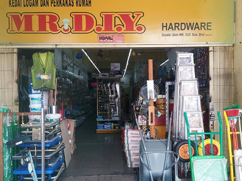 Mr Diy从五金店变成目前拥有370间连锁店!竟然是这样起家的!你时常去买东西,但你懂它的故事吗?