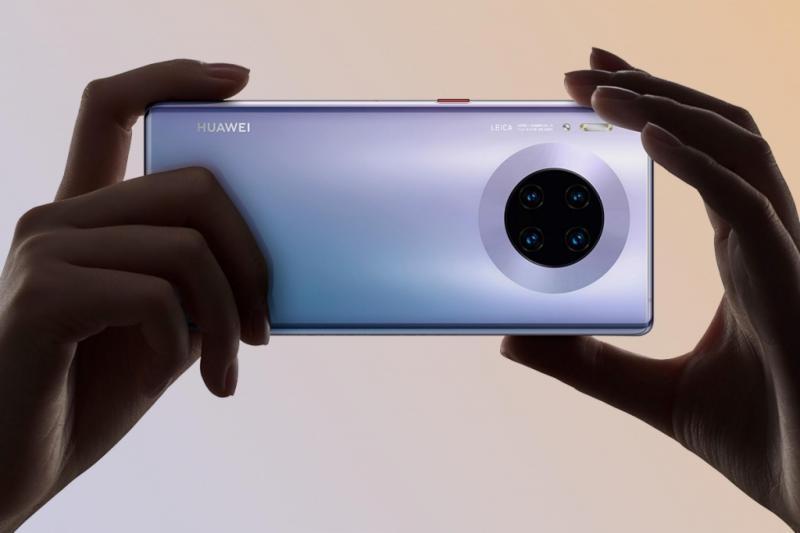 华为7寸大屏手机_华为Mate30Pro 5G将在2月7日大马正式发售!只需RM4199!想换新手机的 ...